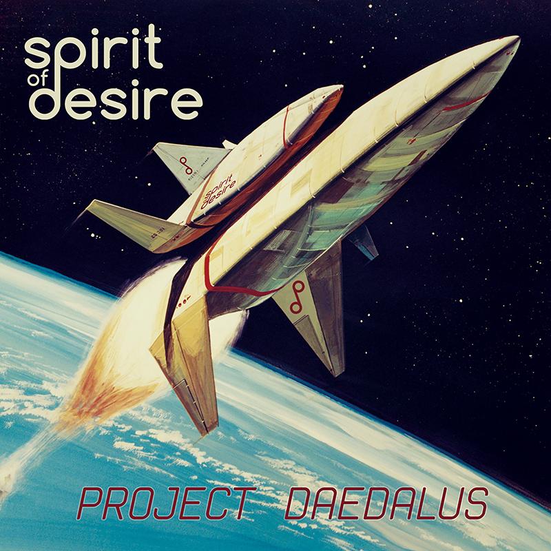 Spirit Of Desire - Project Daedalus