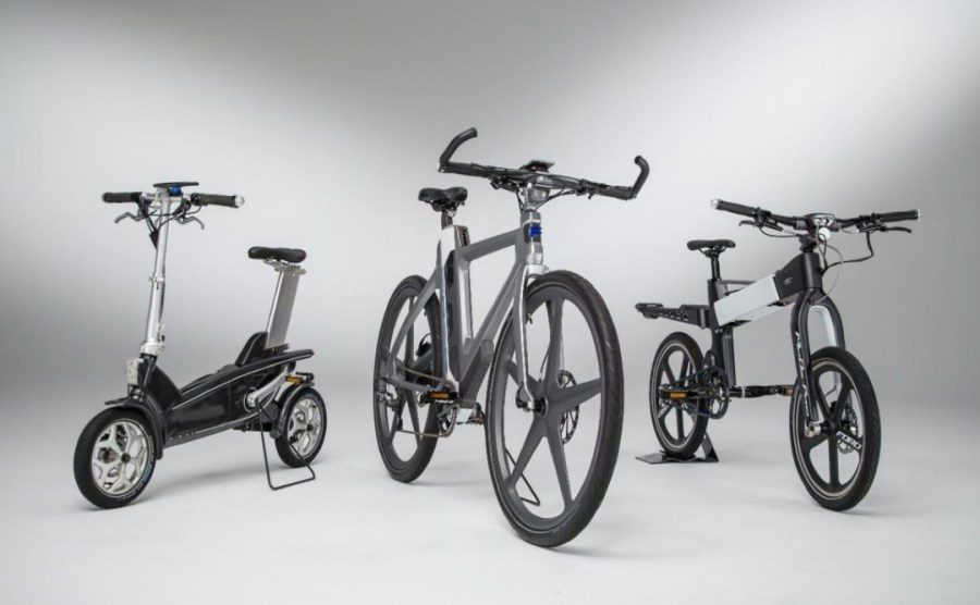 Ford MoDe-eBike kommuniziert mit der Apple Watch