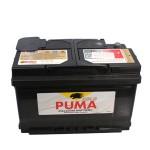 57539DIN75 battery puma