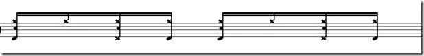 bossa nova variation 4