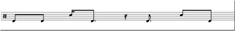 composer une rythmique de batterie 7