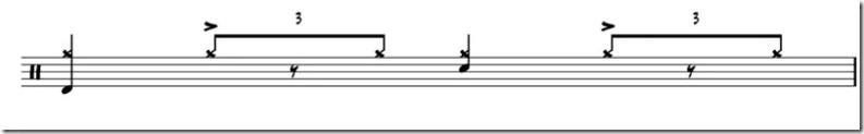 jouer de la battrie accents cymbale jazz 2