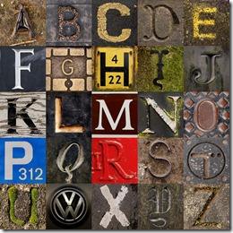 alphabet rythmique