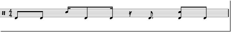 composer une rythmique de batterie 1