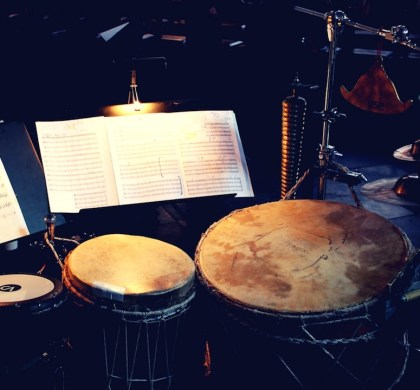 Instrument à percussion pour compléter votre kit et avoir un groove unique