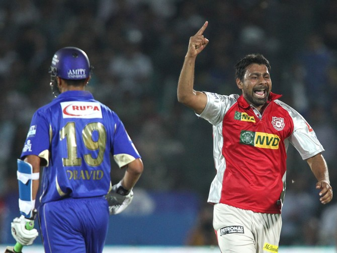 Kumar took 12 wickets in 15 matches during last year's IPL