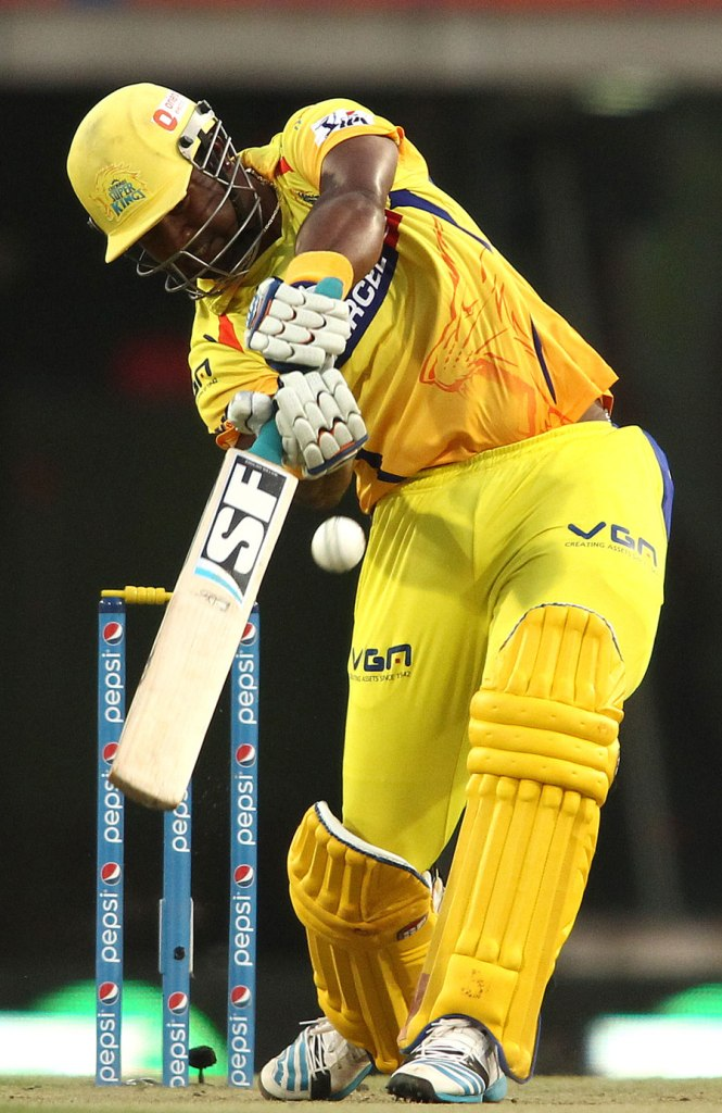 Smith's excellent form with the bat continued as he struck a solid 44