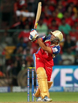 Singh walloped nine sixes during his unbeaten knock of 68