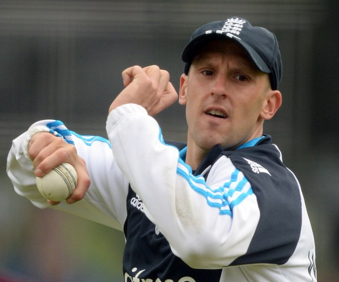 """""""I guess it's not ideal I haven't been playing four-day cricket, but I'm in front of them and hopefully that stands me in decent stead"""""""