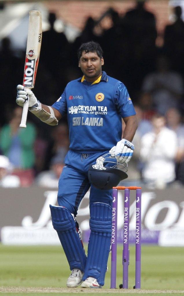 Sangakkara's century played a pivotal role in helping Sri Lanka level the series