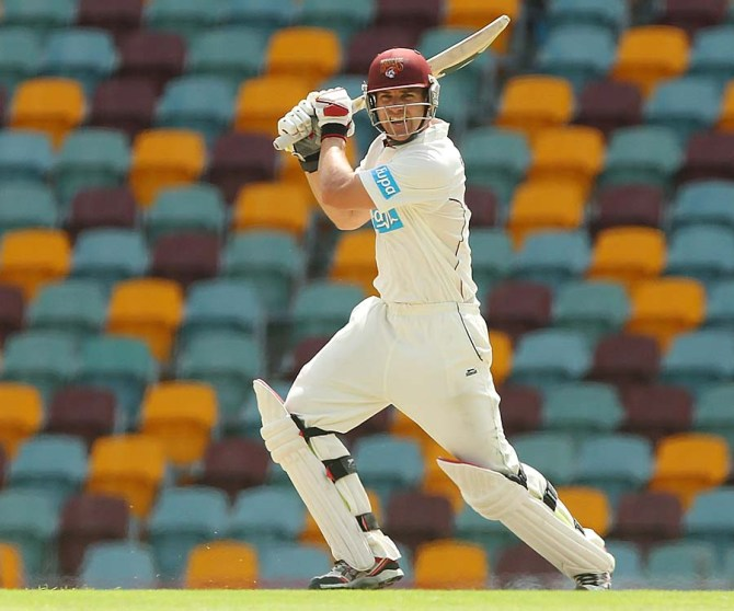 """""""I really appreciate all the help and support that I have received from Queensland Cricket over the past three years and especially over the past couple of months leading up to this difficult decision to leave professional cricket"""""""