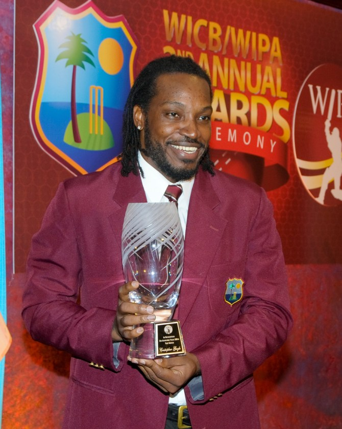 """""""I am very proud and I want to keep scoring runs and represent the West Indies for as long as I can"""""""