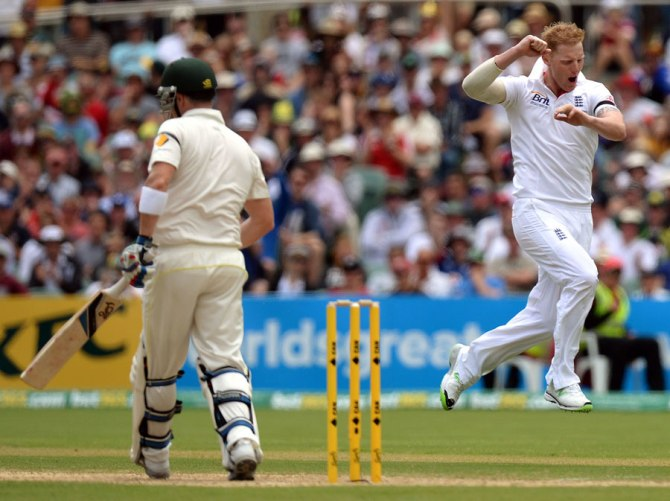 Stokes has not played a Test match since January 2014