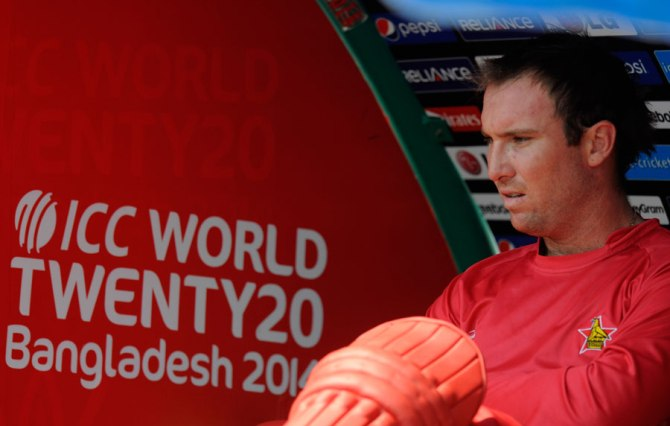 Brendan Taylor may not captain Zimbabwe in all three formats for much longer