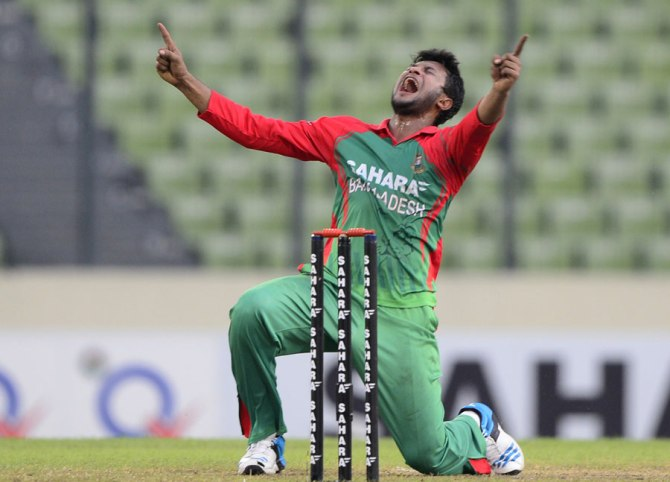"""""""I want to play for Bangladesh at least till the 2023 World Cup"""""""