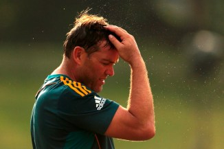 """""""I realised in Sri Lanka that my dream of playing in a World Cup was a bridge too far"""""""