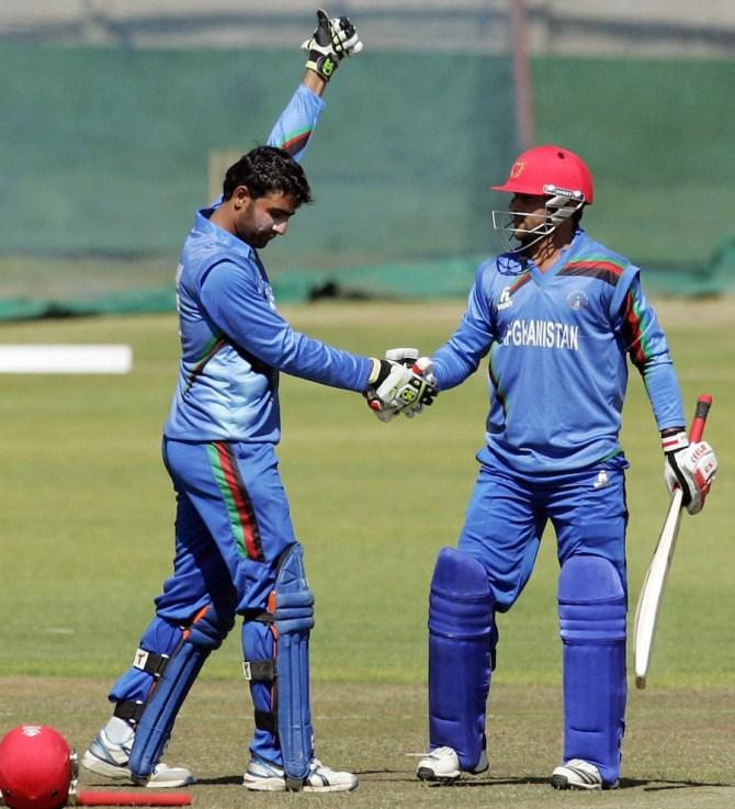 Ghani scored a valiant 118