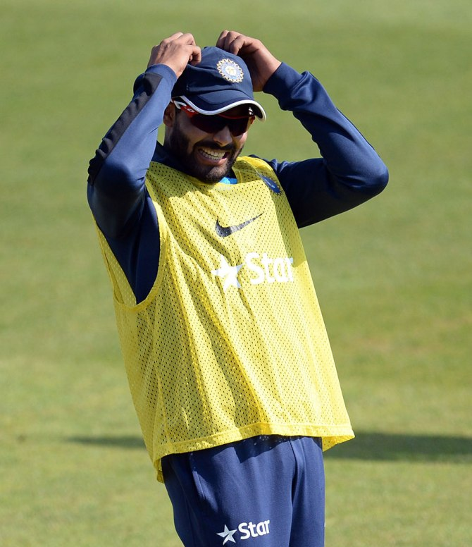 "Jadeja was found guilty of ""conduct contrary to the spirit of the game"""