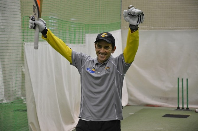 Langer is now the proud owner of two Guinness World Records