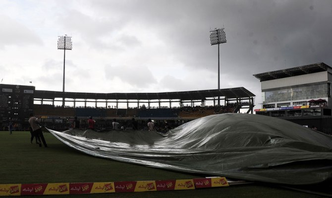 This isn't the first time ODI matches have been moved from Colombo to another part of the country