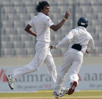 Lakmal is likely to be out of action for the next three weeks