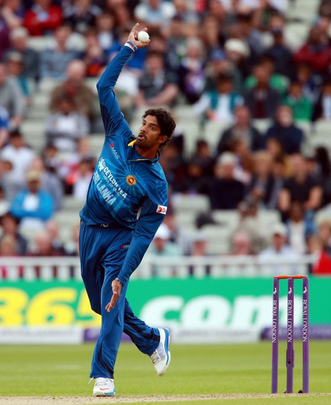 """""""There is a six-month period within which to remedy Senanayake's bowling action and we are making the maximum use of it"""""""
