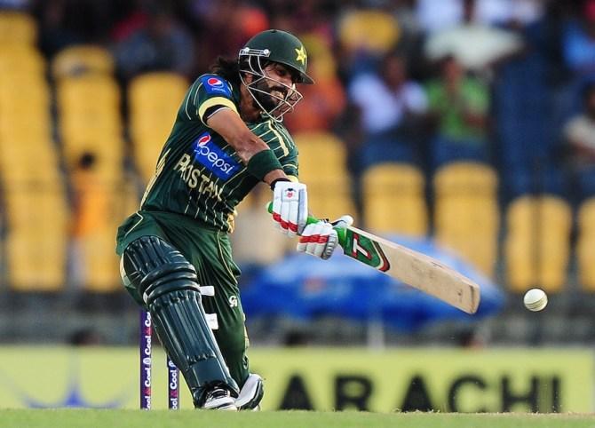 Alam hit seven boundaries during his crucial innings of 62