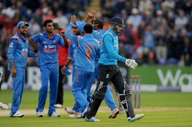 India won the match by 133 runs via the Duckworth-Lewis method