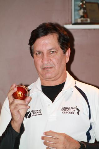 """I am very grateful to Cricket Canada for giving me the responsibility as national coach"""