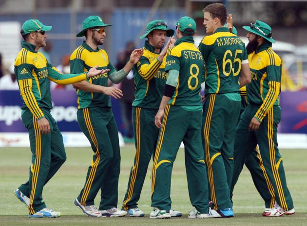 Morkel has taken four wickets at an average of 38.75 in the tri-series