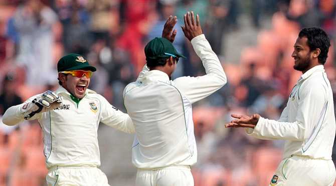 Khulna has not hosted a Test match since November 2012