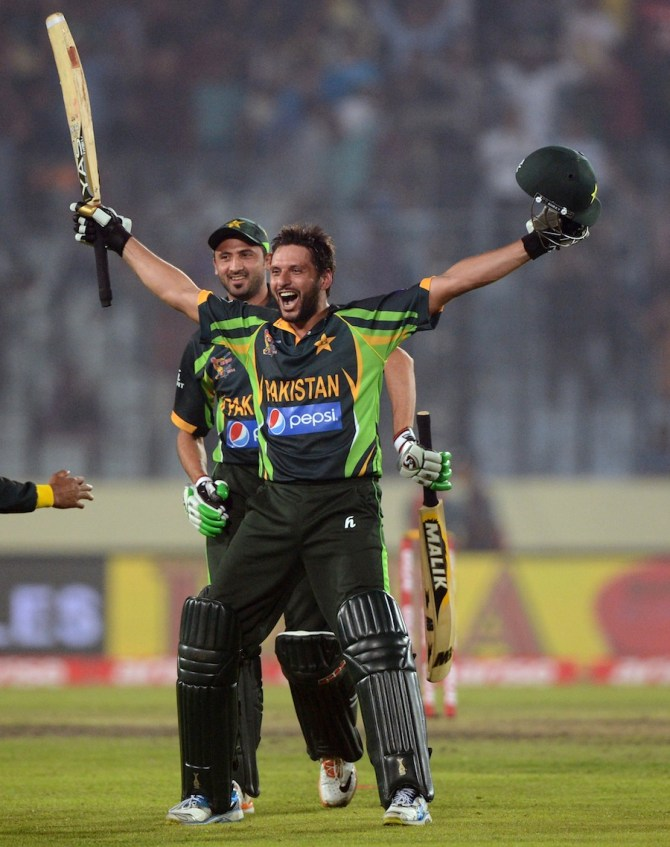 Afridi is highly likely to become Pakistan's new Twenty20 captain