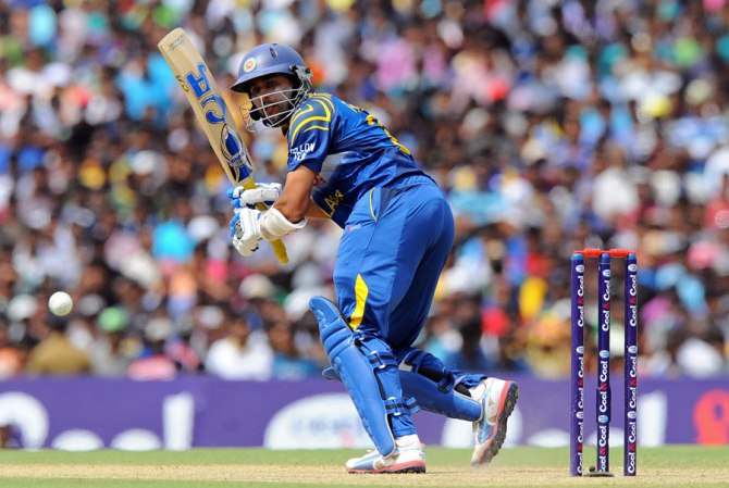 Dilshan has withdrawn from the CLT20 due to family commitments