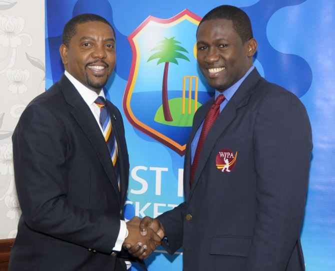"""""""we believe we have the making of a very good agreement that will ensure that we can take West Indies cricket to the top"""""""