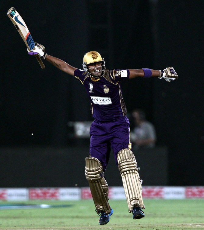 Suryakumar Yadav is over the moon after hitting the winning runs