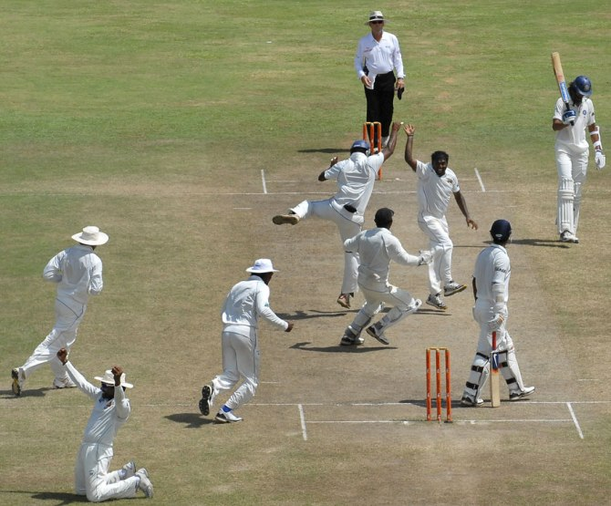 The last time India travelled to Sri Lanka for a Test series was in 2010