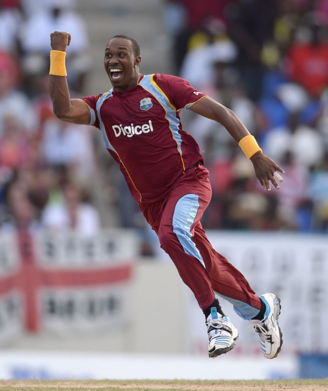 Bravo and many of his West Indies team-mates have agreed to play in the Ram Slam T20 Challenge
