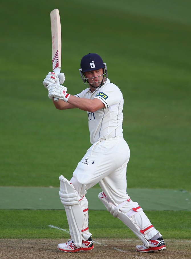Trott enjoyed a lot of success during the recently concluded county season