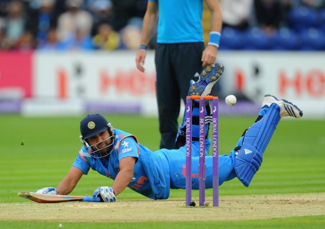 Sharma will miss the limited overs portion of the upcoming series against the West Indies