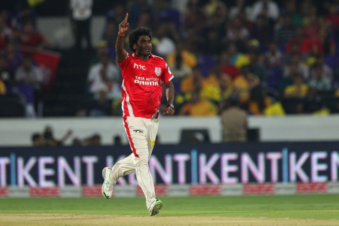 Awana became only the second bowler to take a hat-trick in the CLT20