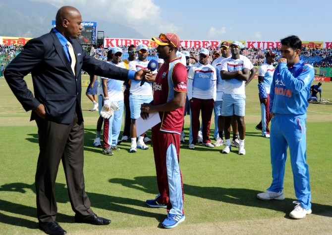 Bishop feels the West Indies were lucky not to be taken to the cleaners