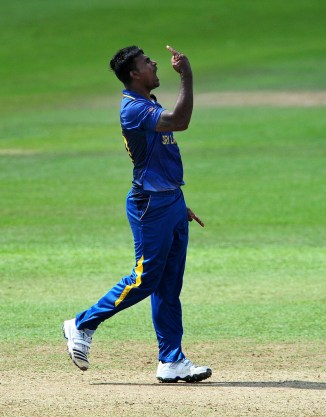 Gamage is likely to make his ODI debut against India