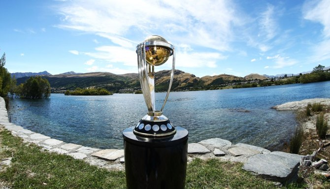 Two captains will lift the trophy if the final is tied or washed out