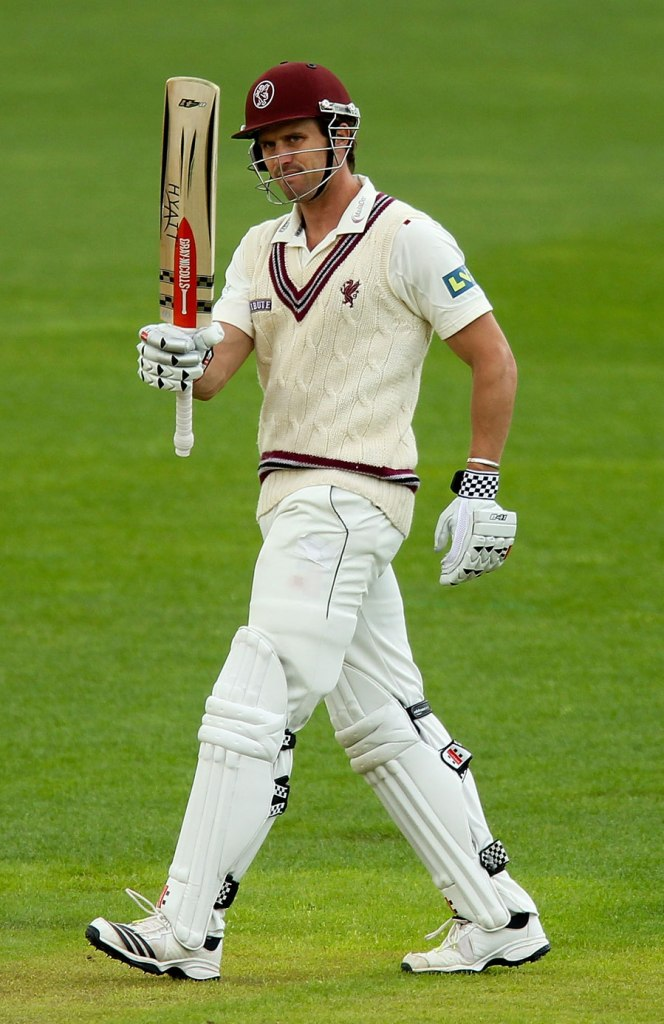 """""""I have loved playing for Somerset, but I have decided to re-locate more permanently to my base in south-west London"""""""