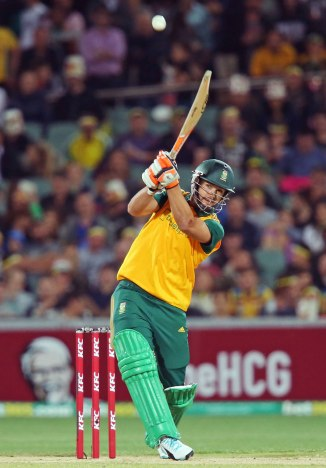 Rossouw was named Man of the Match for his sparkling innings of 75