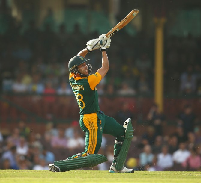 Behardien smashed seven boundaries and two sixes during his career-best knock of 63