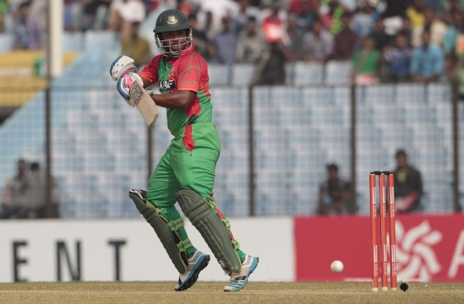 Iqbal's good form with the bat continued
