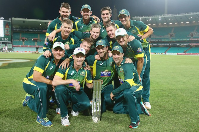 Australia recently hammered South Africa 4-1 in a five-match ODI series