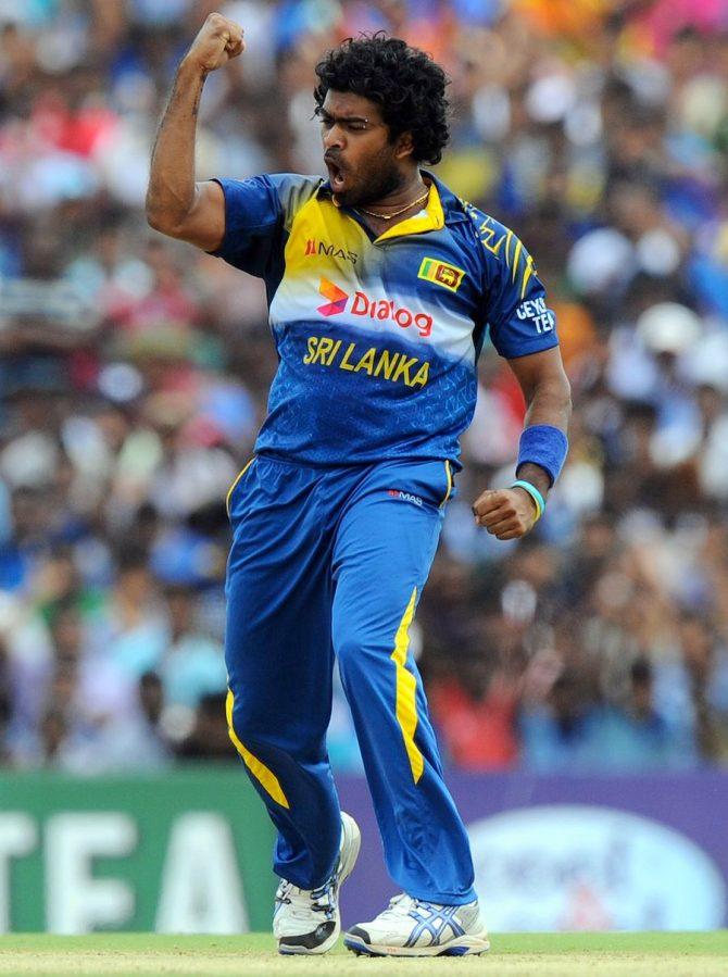 Malinga's last ODI for Sri Lanka came against Pakistan in August 2014