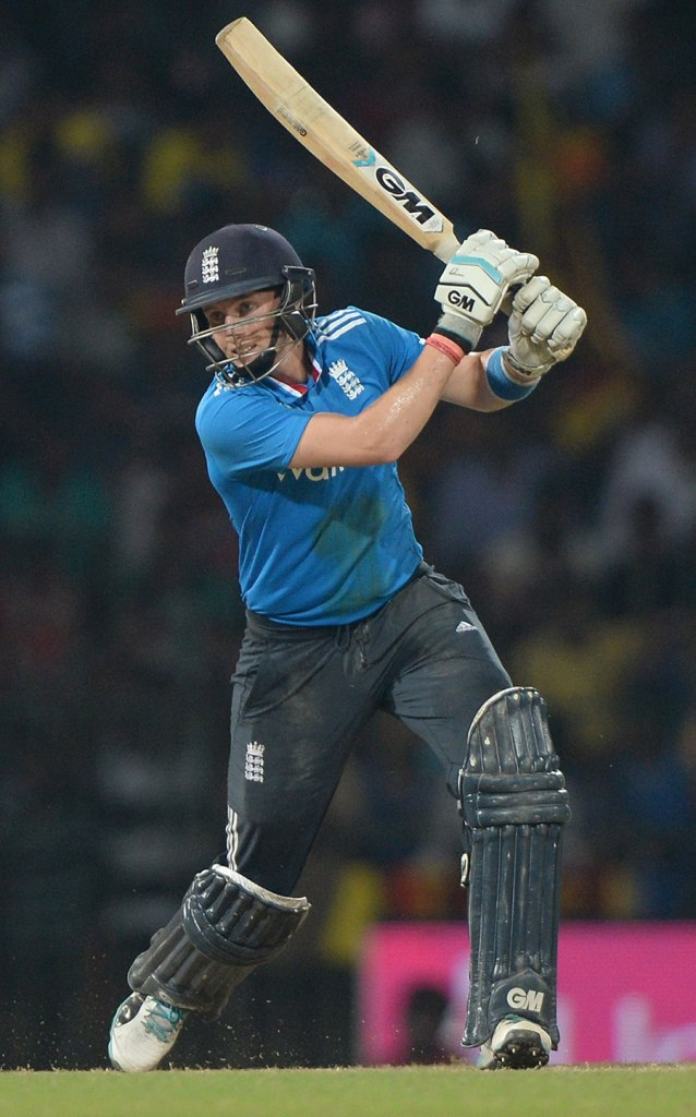 Root made a gutsy 80